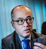 Frédéric Cho, oberoende Kinarådgivare. TT