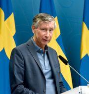 Richard Bergström  Fredrik Sandberg/TT / TT NYHETSBYRÅN