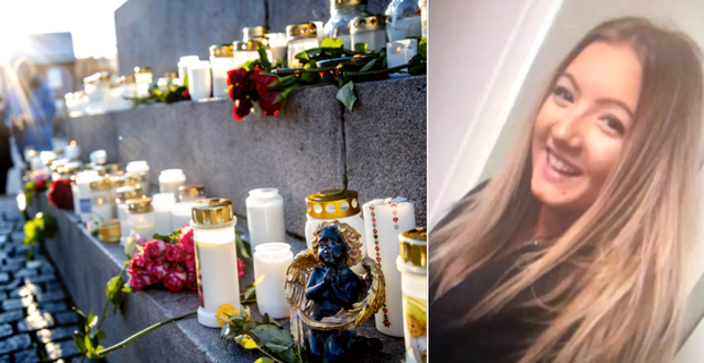 17-åriga Wilma Andersson tros ha mördats. TT / privat