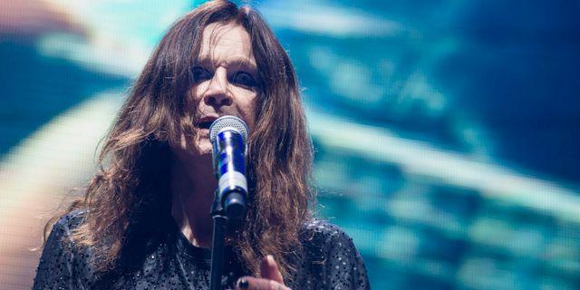 Ozzy Osbourne. Erik Nylander/TT / TT NYHETSBYRÅN