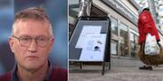 Anders Tegnell  SVT/TT
