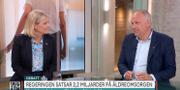 Andersson och Sjöstedt.  TV4