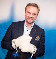 Tommy Ivarsson. Hanna Franzén/TT / TT NYHETSBYRÅN