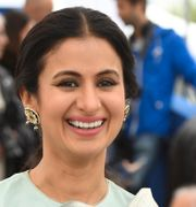 """Rasika Dugal från Netflix-succén """"Delhi crime"""". Arthur Mola / TT NYHETSBYRÅN"""