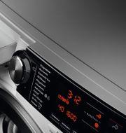 AEG-tvättmaskin. Pressbild. Electrolux