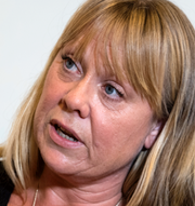 Linda Palmetzhofer. Johan Nilsson / TT