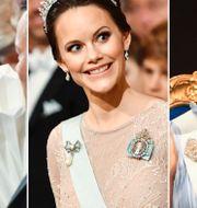 Kulturminister Alice Bah Kuhnke/prinsessan Sofia/kronprisessan Victoria. TT
