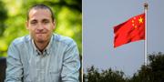 Jesper Rönndahl/kinesisk flagga TT
