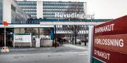 Danderyds sjukhus. Tomas Oneborg / SvD / TT / TT NYHETSBYRÅN