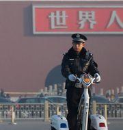 Peking. Vincent Thian / TT NYHETSBYRÅN/ NTB Scanpix