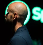 Arkivbild: Daniel Ek, grundare till Spotify.  Henrik Montgomery/TT / TT NYHETSBYRÅN