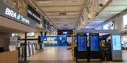 Interiörbild från Malmö Airport. Arkivbild. Johan Nilsson/TT / TT NYHETSBYRÅN