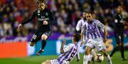 Arkivbild från en annan La Liga-match än den som artikeln berättar om.  Alvaro Barrientos / TT NYHETSBYRÅN/ NTB Scanpix