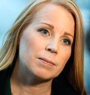 Annie Lööf (C). Pontus Lundahl/TT / TT NYHETSBYRÅN