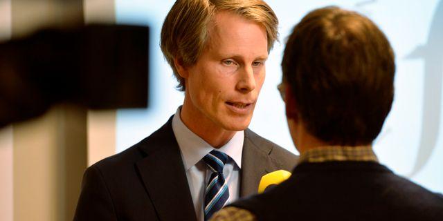 Martin Noréus, vice generaldirektör på FI.  Henrik Montgomery/TT / TT NYHETSBYRÅN
