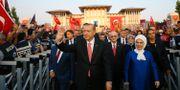 President Recep Tayyip Erdogan.  TT NYHETSBYRÅN