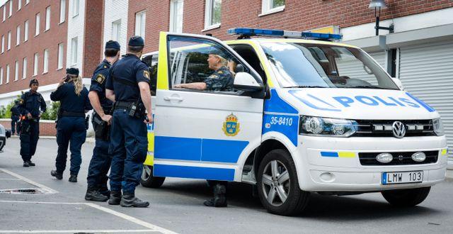 Arkivbild. Karl Enn Henricsson/TT / TT NYHETSBYRÅN