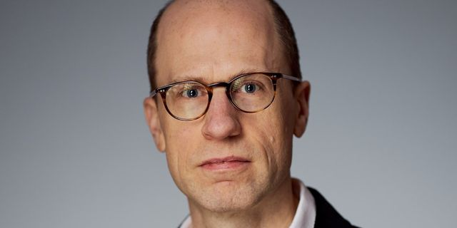 Filosofen Nick Bostrom. David Fisher