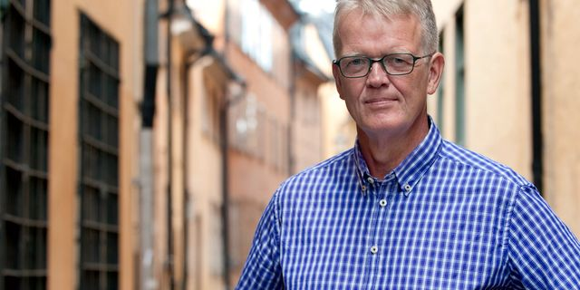 Gunnar Wetterberg MAJA SUSLIN / TT / TT NYHETSBYRÅN