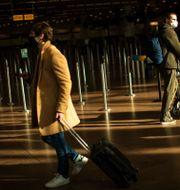 Zaventem-flygplatsen utanför Bryssel. Francisco Seco / TT NYHETSBYRÅN