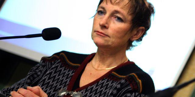 Maria Ågren, arkivbild. FREDRIK PERSSON / TT NYHETSBYRÅN