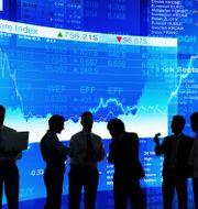 Investerare på börsen. Illustrationsbild. Shutterstock