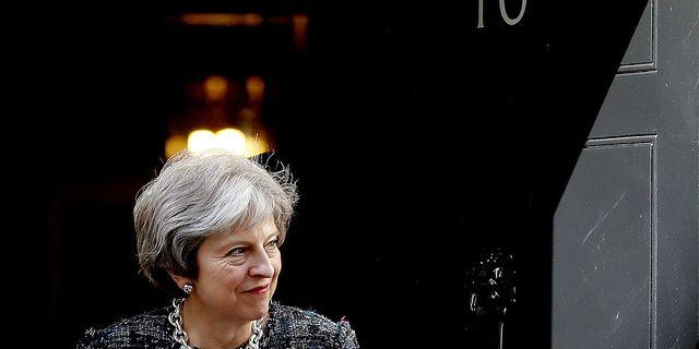 Arkivbild: Theresa May. TT