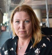 Johanna Jaara Åstrand. Niklas Svahn/TT / TT NYHETSBYRÅN
