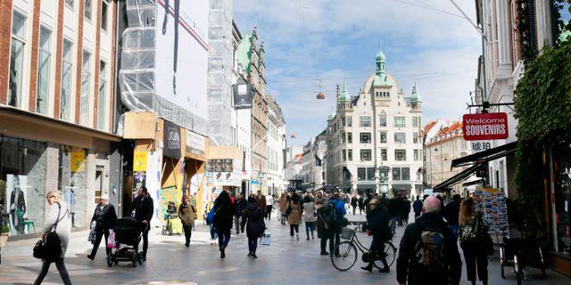 Köpenhamn. Illustrationsbild.  Johansen, Erik / TT NYHETSBYRÅN