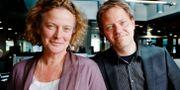 Lena K Samuelsson och Fredric Karén Simon Paulin / SvD / SCANPIX