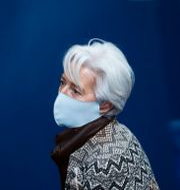 ECB:S chef Christine Lagarde.  Francisco Seco / TT NYHETSBYRÅN