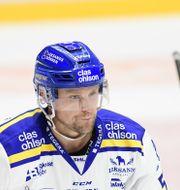 Leksands Jonas Ahnelöv. Mikael Fritzon/TT / TT NYHETSBYRÅN