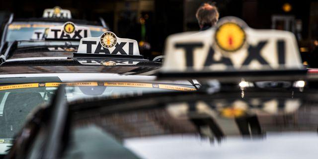 Kommunen har avtal med Taxi Stockholm, men finansborgarrådet Karin Wanngård (S) väljer ändå att åka limousin ibland vilket blir tre gånger så dyrt för skattebetalarna.  Lars Pehrson/SvD/TT / TT NYHETSBYRÅN