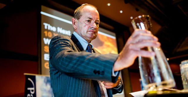 Lukas Lundin är storägare i Africa Oil Stian Lysberg Solum / TT NYHETSBYRÅN