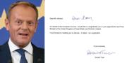 Donald Tusk. TT/EU