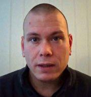 Espen Andersen Bråthen som misstänks ligga bakom pilbågsdådet i norska Kongsberg.  skjermdump fra video / TT NYHETSBYRÅN