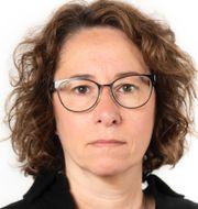 Gabriella Lavecchia ordförande för Seko. TT/Anna Ledin Wiren
