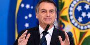 Brasiliens president Jair Bolsonaro EVARISTO SA / AFP