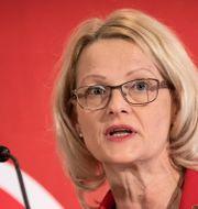 Heléne Fritzon, EU-parlamentariker för S. Filip Erlind/TT / TT NYHETSBYRÅN