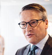 Göran Hägglund. Erik Simander/TT / TT NYHETSBYRÅN
