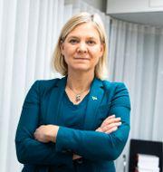 Arkivbild: Magdalena Andersson (S).  Amir Nabizadeh/TT / TT NYHETSBYRÅN