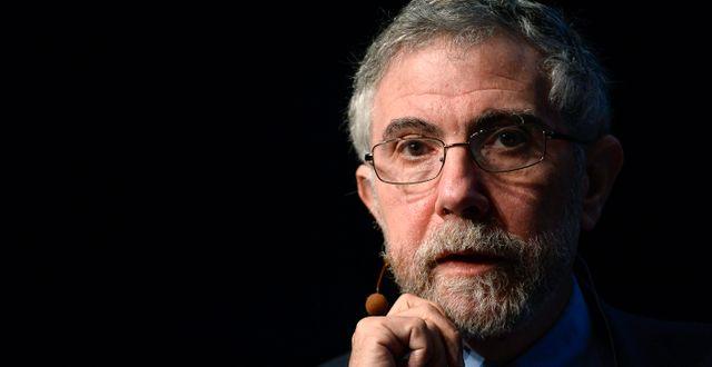 Paul Krugman.  ANDERS WIKLUND / TT / TT NYHETSBYRÅN