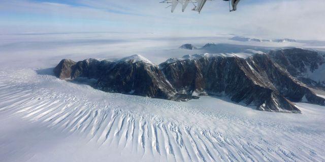Illustrationsbild, antarktis. Kaspersky Lab / TT NYHETSBYRÅN