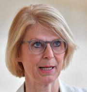 Elisabeth Svantesson/Arkivbild Jonas Ekströmer/TT / TT NYHETSBYRÅN