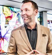 Johan Dennelind.  Tomas Oneborg/SvD/TT / TT NYHETSBYRÅN