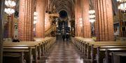Storkyrkan i Stockholm.  Henrik Montgomery/TT / TT NYHETSBYRÅN