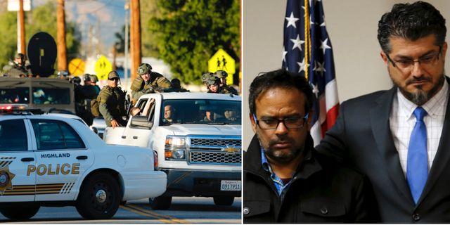 Polisen tystlaten pa presskonferensen