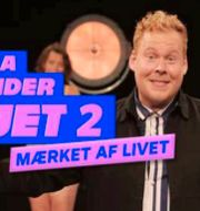"Peter Skaarup. ""Ultra smider tøjet"". TT/DR Ultra"
