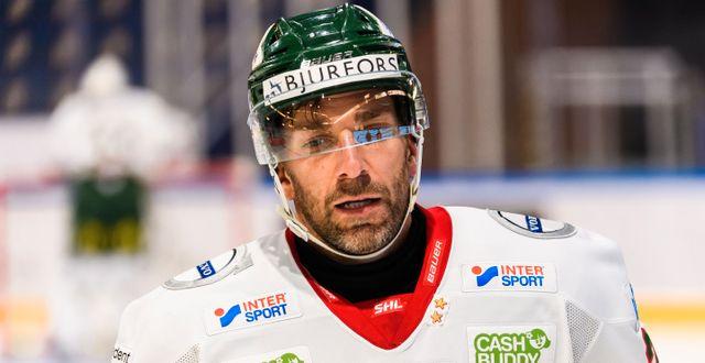 Frölundas Joel Lundqvist FREDRIK KARLSSON / BILDBYRÅN
