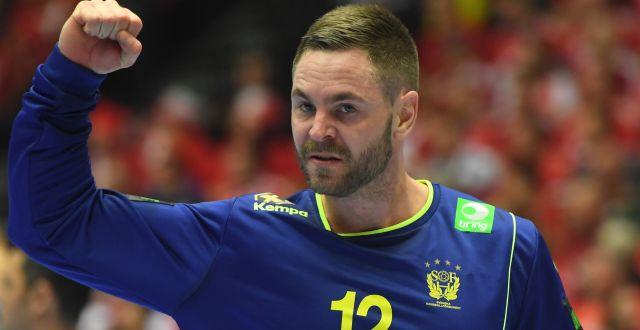Andreas Palicka. Fredrik Sandberg/TT / TT NYHETSBYRÅN